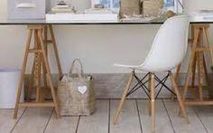 Afbeeldingsresultaat voor lichtblauwe design stoel