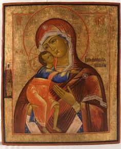 The Feodorovskaya Icon of the Mother of God - Blog - Alexander Palace Time Machine
