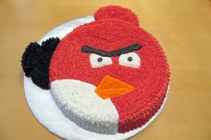 Room Mom Extraordinaire: Angry Birds Birthday Party