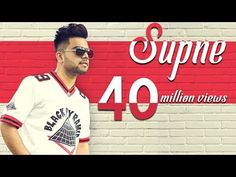 Supne - Akhil | Official | Full Video Song | Latest Punjabi Love Songs | Yellow Music - YouTube