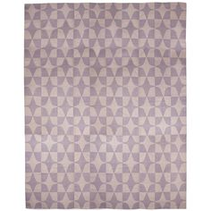 Jonathan Adler Josef Kilim - Stop reaching for the stars and put them right underfoot instead. This lavender-infused grey is a rich and understated base for opulent gold accessories