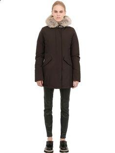 48 Best Rain & Snow. images | Arctic parka, Fashion
