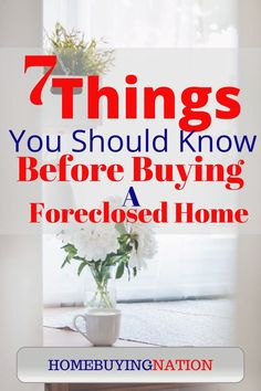 If you are thinking about about a foreclosed home be sure to read this post first. It will share with you important informatin on buying foreclosed homes and how to get started. Real Estate Jobs, Real Estate Auction, Online Real Estate, Home Buying Tips, Home Buying Process, Buying A New Home, Buying Foreclosed Homes, Planning A Move, Financial Planning