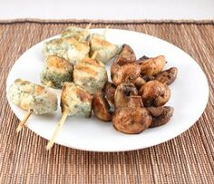 Whole30-Day 13 and Ranch Chicken Skewers - Living Low Carb One Day At A Time