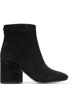 f9a54d27a231f Sam Edelman - Taye suede ankle boots. Boots Fall 2017Suede ...
