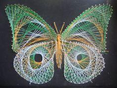 Resultado de imagem para free string art patterns