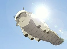 "Sky Bison | Beginner's Guide To The Outrageous Animals Of ""Avatar: The Last Airbender"""