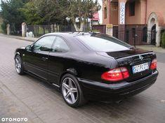 Używane Mercedes-Benz CLK - 13 999 PLN, 222 701 km, 1998 - otomoto.pl