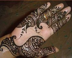 30 Breathtaking Arabic Mehndi Designs To Try Right Now