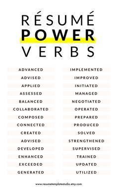 Resume power verbs and Resume tips to boost your Resume Resume Writing Tips, Resume Skills, Job Resume, Resume Tips, Free Resume, Resume Help, Cv Tips, Job Cv, Resume Ideas