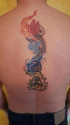 Avatar tattoo Mehr