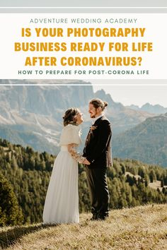 5 Steps you can take to prepare your wedding photography business for life after coronavirus Photography Business, Wedding Photography, Adventure, Movie Posters, Life, Corona, Fotografie, Film Poster, Adventure Movies