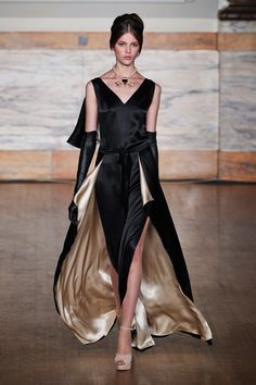 Flowing Robe from Temperley, London