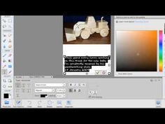 How to create your own Project Life cards using Photoshop Elements