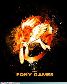 MLP & Hunger Games! <3 <3 <3