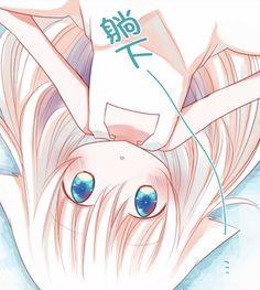 Kawaii Neko Girl, Cute Neko Girl, Anime Girl Neko, Anime Chibi, Anime Manga, Anime Art, Manga Characters, Cute Characters, Shiro