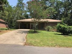Jocelyn Raimey  RE/MAX Real Estate Partners Office: 601-269-2001 Cell: 601-818-2175  OPPORTUNITY KNOCKING is an understatement! This cute home is in Oak Grove and has so much to offer. It's features include a wonderfully spacious kitchen with lots of counter space and open to the living area, generously sized bedrooms, a beautiful shaded backyard, and more. You will love how convenient this property is to most amenities in Hattiesburg. This is the perfect property for investors! Oak Grove, Counter Space, Investors, Living Area, Opportunity, Pergola, Bedrooms, Real Estate, Backyard