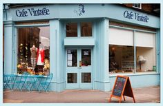 Finsbury Park's Cafe Vintage has fast become a neighbourhood hot spot for local residents and passers-by alike.