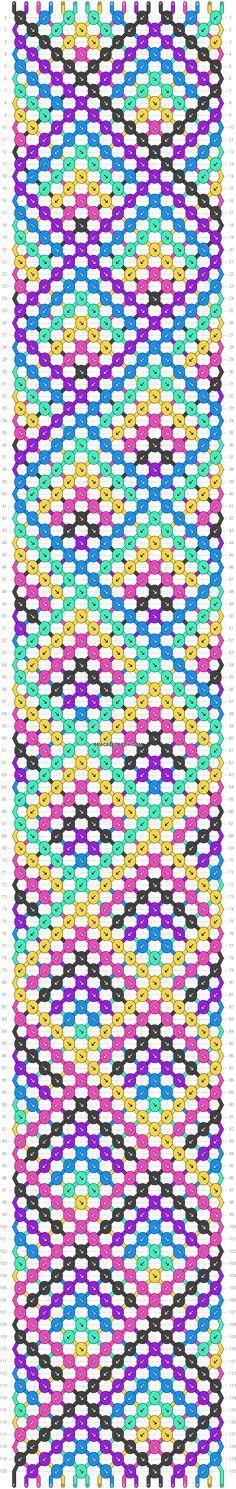 Normal pattern #30881 variation #19533 | BraceletBook