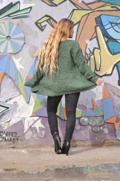 chaleco verde