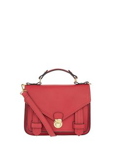 Accessorize | Satchel Cross Body Bag | Red | One Size | 5898416000 Satchel, Crossbody Bag, Accessorize Bags, Latest Bags, Everyday Bag, Women's Accessories, Purses, Red, Gifts