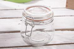 Słoik szklany 0.55 L hermetyczny z klipsem