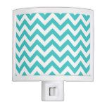 Trendy Chevron Night Light - Great Gift Idea
