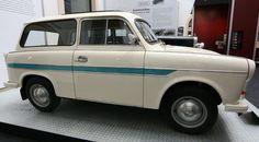 Trabant P 50 - Verkehrsmuseum Dresden