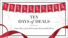 Check out our 10 day of Christmas deals! Each day a new deal to top the one before! Check back each day at http://kellyolsen.avonrepresentative.com/  Looking for an Avon rep? Become one! Go to https://www.youravon.com/REPSuite/become_a_rep.page?shopURL=kellyolsen&newLangCd=en_US&appRes=com.avon.gi.rep.core.resman.vprov.ObjProvApplicationResource%408f808f8 and use code kellyolsen ! I'll help you no matter where in the states you are! #Avon #avonwithkelly #JOB #Workfromhome
