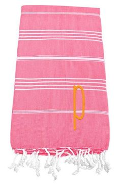 Cathy's Concepts Personalized Turkish Cotton Towel | Nordstrom  Lots of colors!