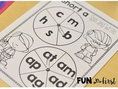 These short vowel intervention packets are a great addition to your classroom.