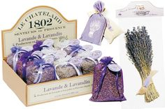 Bring the French Countryside to your home with our Lavender Bouquets.