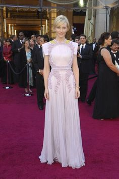 Cate Blanchett / Givenchy Haute Couture / Oscars 2011