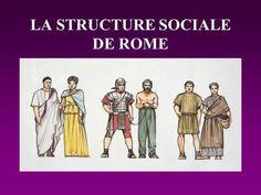 LA STRUCTURE SOCIALE DE ROME