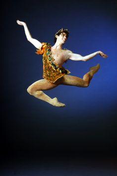 Herman Cornejo- The Dream That boy can JUMP!