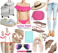 Spring Travel Must H