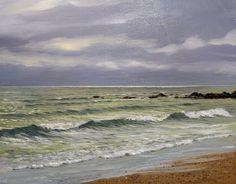 Sergio Roffo. Pintor estadounidénse, nacido en Italia en 1953.