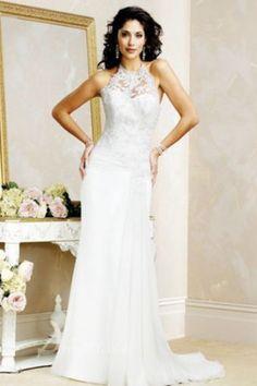 halterneck wedding dress - Google Search