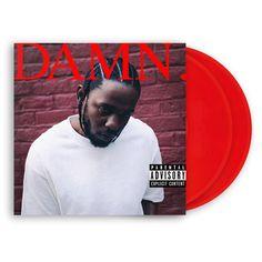 Kendrick Lamar - 'Damn' (Physical Release An incredibly good hip hop album. Strong contender for my album of the year. Rap Albums, Best Albums, Greatest Albums, Vinyl Lp, Vinyl Records, Hip Hop, Indie, Lil Wayne, Kendrick Lamar Album Cover