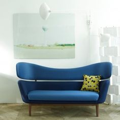 When I am rich I will own you...my #1 choice of all time. Finn Juhl c1951 'Baker Sofa'