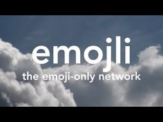 "Tired of the spam and hashtags abundant on Twitter and Facebook? Check out an emoji-only social network that promises no spam ""because there isn't an emoji for spam.""  Reserve your user-name now :)"