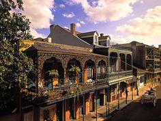 The French Quarter, Louisiana