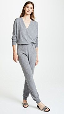 Elizabeth and James Norica Cashmere Jumpsuit Loungewear Outfits, China Fashion, Elizabeth And James, Minimal Fashion, Casual Chic, Lounge Wear, Cashmere, Casual Outfits, Rompers