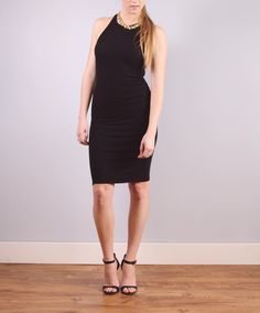 Sometimes all you need is 3 good pieces to get the job done: an LBD heels and a [vintage] necklace for a touch of shine. Easy as that! #wearwhatyoulove       #lessismore #Cladwell #dailyoutfits #weekendwear #lbd #ootd #goingoutoutfit #weekend #saturday #outfits #style #personalstyle #vintage #kitandace #thisiskitandace #lovewhatyouwear #dress #lessstress #takethetime #morelife #makeiteasy