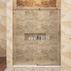 """44"""" - 48"""" W x 76"""" H Fully Frameless Sliding Shower Doors ... https://www.amazon.com/dp/B01J6YV3LU/ref=cm_sw_r_pi_dp_x_Mb8GybVZ9R71Z"""