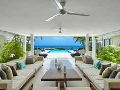 The Stunning Elysium in the West Coast of Barbados is located near the St Charles Port. Staying at this amazing home will make your vacation or special group gathering the most unforgettable event