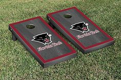 Florida Institute of Technology FIT Panthers Cornhole Game Set Onyx Border Version -- You can get additional details at the image link.