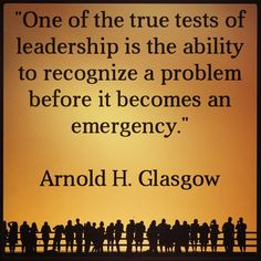 """Lots of so called """"leaders"""" need to internalize this."""