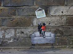 Pablo Delgado's Mini Street Art - mashKULTURE