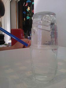 Semana de la Ciencia 2013: Experimentos con Agua - Experciencia